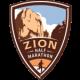 Logo - Zion Half