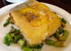 Truffled Egg Bread - Carmel Belle