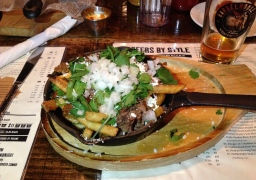 Short Rib Poutine - Barrelhouse 101